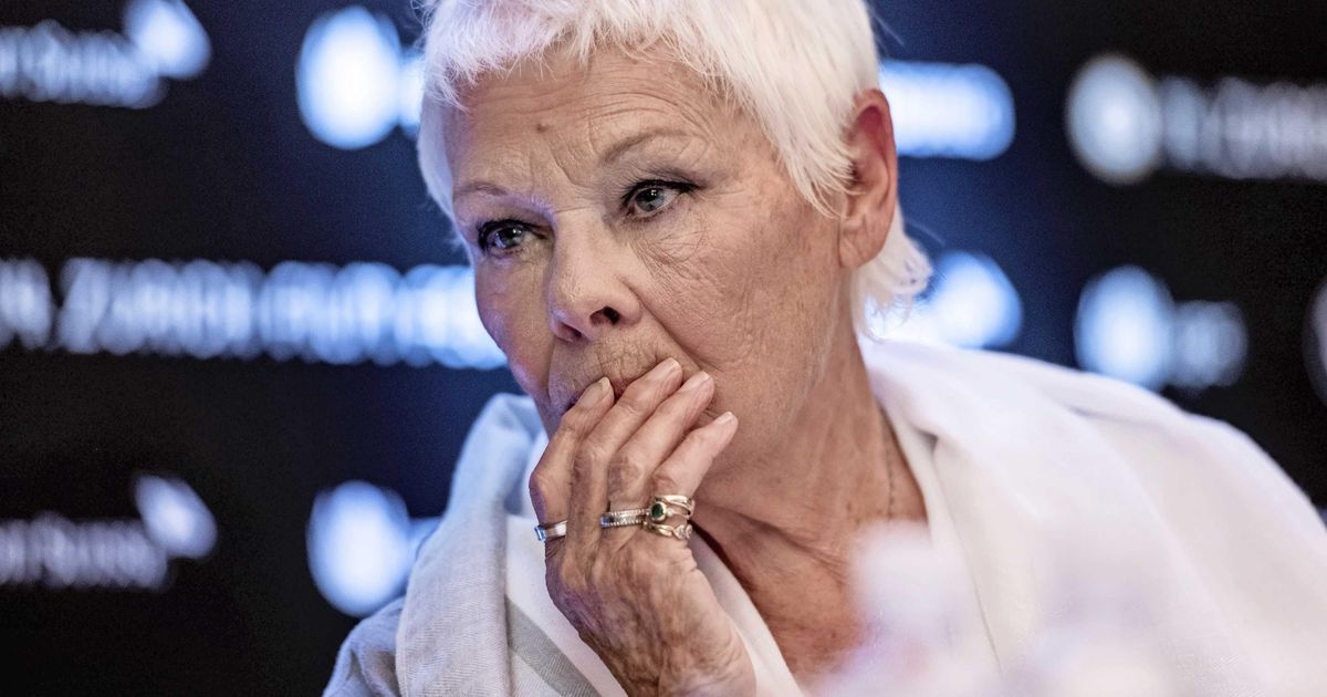 Judi Dench Kicked Out Of Taxi After Vomiting Entertainment Netherlands News Live
