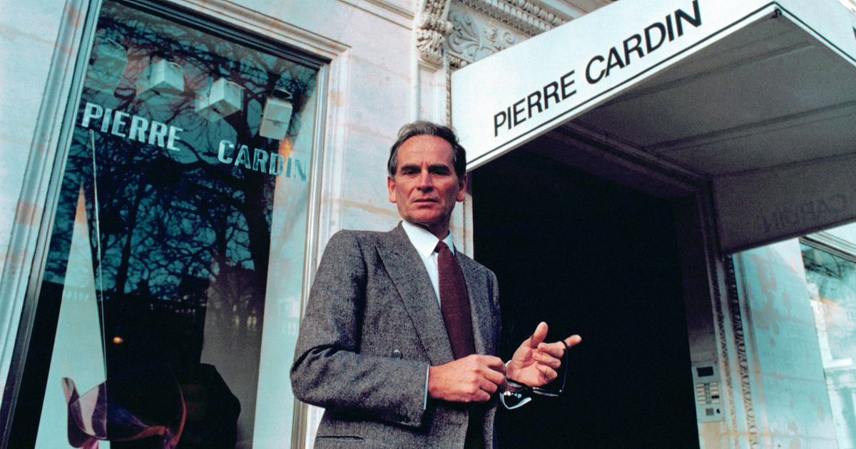 Fashion designer Pierre Cardin (98) passed away | Entertainment -  Netherlands News Live