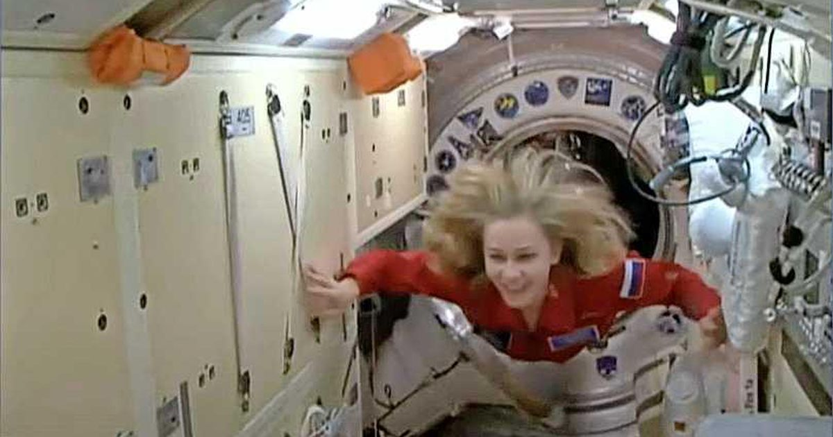 Records ready, Russian actress returned from space |  Abroad