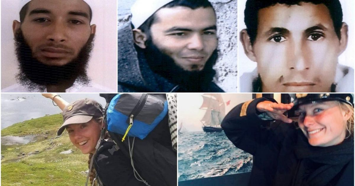 Murder tourists Morocco was terror abroad