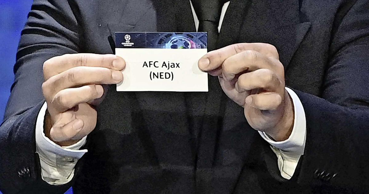 Ajax without already playing 45 million euros richer in the Champions League |  football