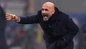 Inter Milan-trainer Luciano Spalletti.