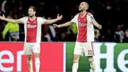 Daley Blind en Hakim Ziyech