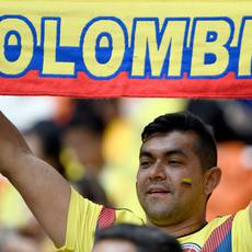 LIVE EXTRA - Colombia treft Japan op WK