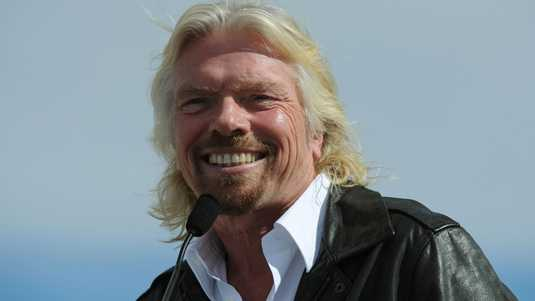 Richard Branson is momenteel bezig om 31% van zijn belang in Virgin Atlantic over te doen aan Air France KLM.