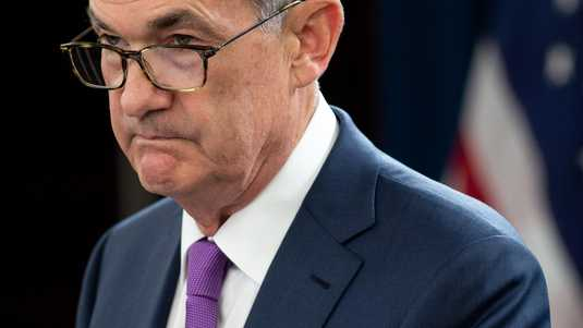 Federal Reserve-topman Jerome Powell