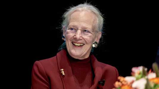 Koningin Margrethe for