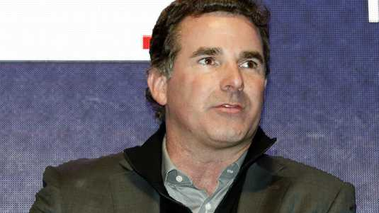 Under Armour-topman Kevin Plank