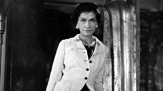 Coco Chanel in 1937.