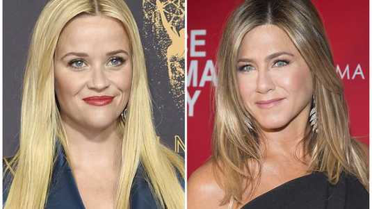 Reese Witherspoon en Jennifer Aniston
