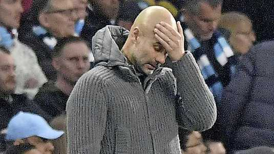 Pep Guardiola: 'Dit is wreed'