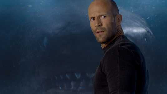 Jason Statham gaat diep in 'The Meg'.