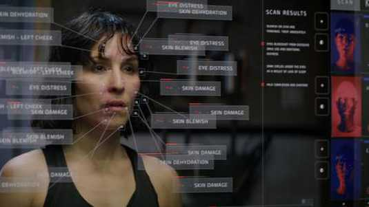 Noomi Rapace in 'What happened to monday'.