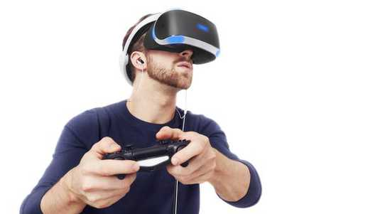 PlayStation VR voor column voor tech pagina 30/9