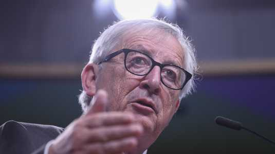 Commission President Jean-Claude Juncker