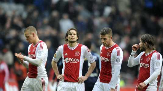 Daley Blind (l.) en Toby Alderweireld