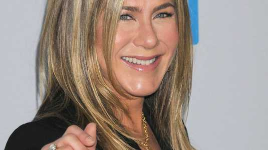 Jennifer Aniston wordt First Lady
