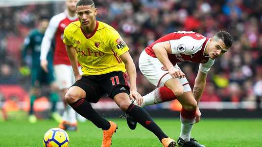 Richarlison in actie namens Watford.