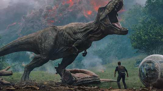 'Jurassic World: Fallen Kingdom'.