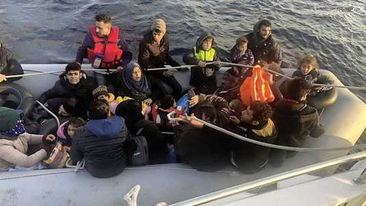 Again waves of migration from Libya threaten.