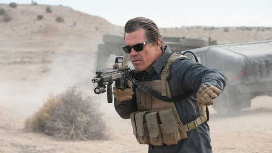 Josh Brolin in 'Sicario'.