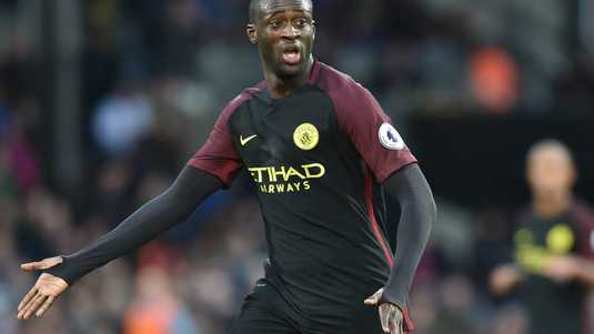 Yaya Touré speelde 102 interlands voor Ivoorkust.