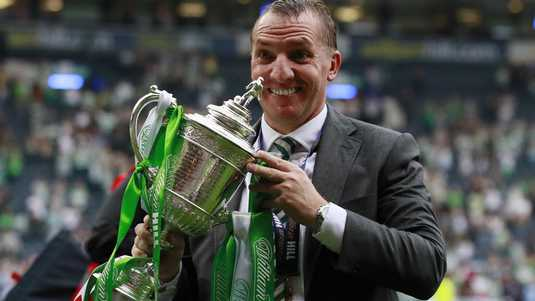 Celtic-manager Brendan Rodgers.