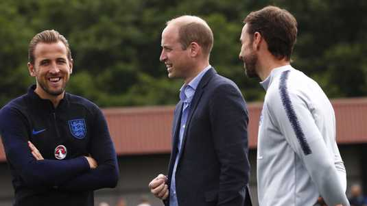 Harry en William